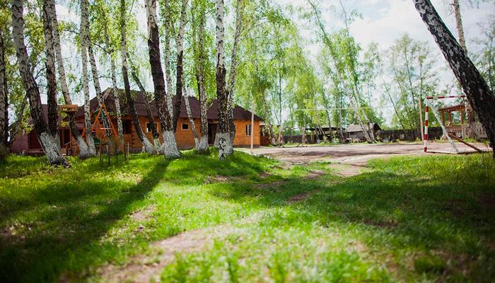 Территория реабилитационного центра «Горизонт» (Улан-Удэ)