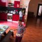 Кухня в реабилитационном центре «Решение» (Улан-Удэ)