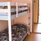 Спальня в реабилитационном центре «Решение» (Ханты-Мансийск)