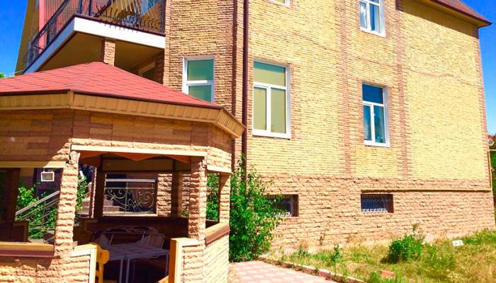 Здание реабилитационного центре «Решение» (Ханты-Мансийск)