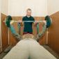 Занятия постояльцев спортом в реабилитационном центре «Вита» (Уфа)