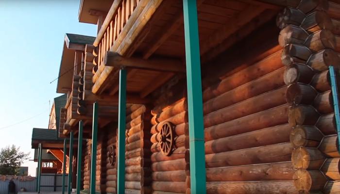 Здание реабилитационного центра «Вита» (Уфа)