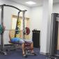 Спортзал в реабилитационном центре «Мечта» (Ульяновск)