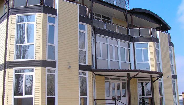Здание реабилитационного центра «Ковчег» (Уфа)