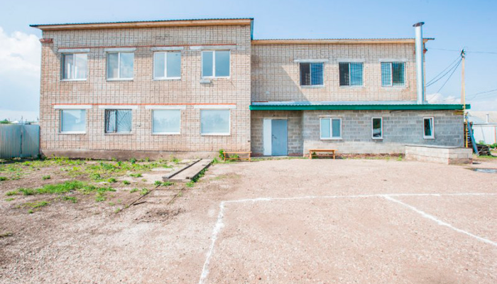 Здание реабилитационного центра «Мост» (Уфа)