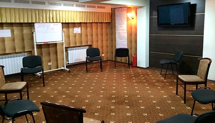 Зал для занятий в реабилитационном центре «Респект» (Уфа)