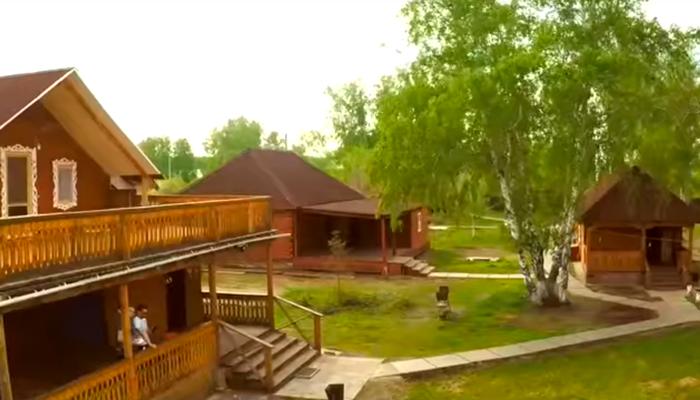 Территория реабилитационного центра «Горизонт» (Ульяновск)