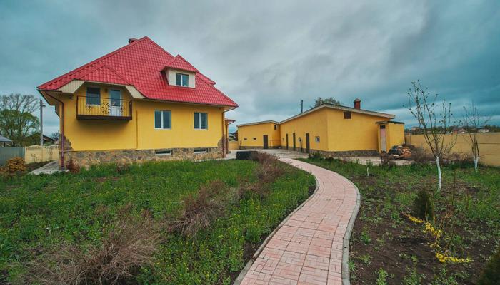 Территория реабилитационного центра «Инсайт» (Ульяновск)