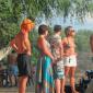 Отдых постояльцев в реабилитационном центре «Решение» (Уфа)