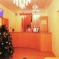 Ресепшн в реабилитационном центре «Ориентир» (Тюмень)