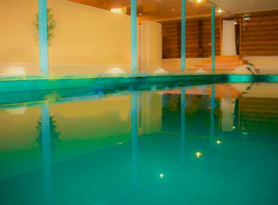 Бассейн в реабилитационном центре «Вита» (Ульяновск)