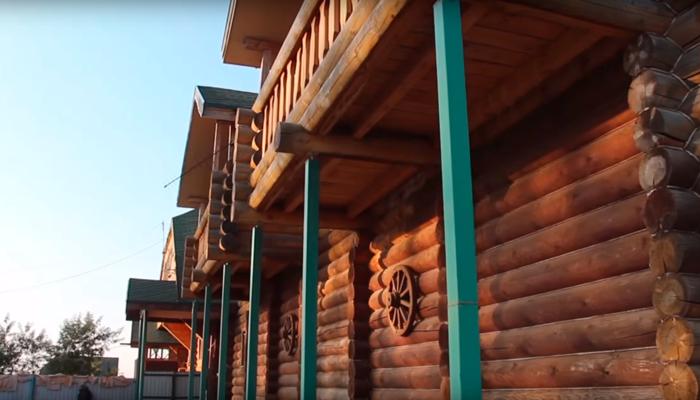Здание реабилитационного центра «Вита» (Ульяновск)