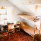 Спальня в реабилитационном центре «Горизонт» (Уфа)