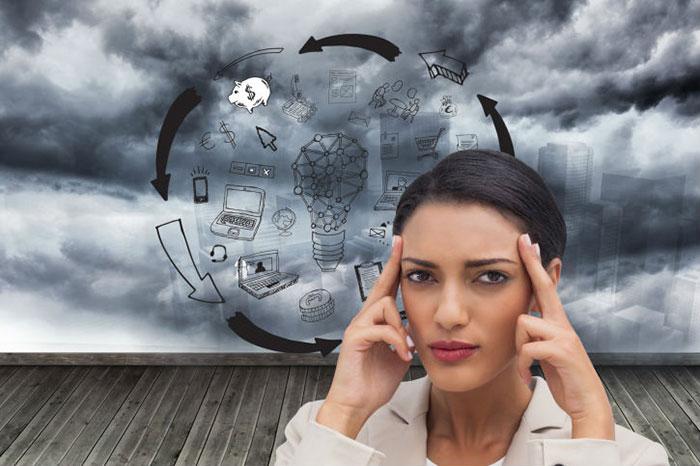 Симптомы ВСД и причины возникновения