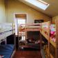 Спальная комната в реабилитационном центре «Альтернатива»