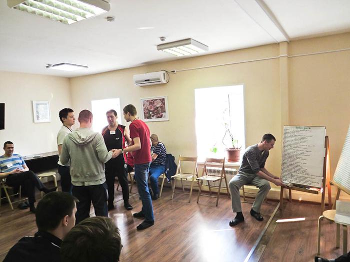 Реабилитация в медицинском центре Пирамида в Владимире