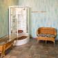 Душевая в наркологическом центре «Первый шаг» в Ульяновске