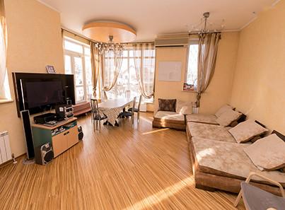 Комната отдыха в наркологическом центре «Первый шаг» в Ульяновске