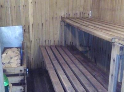 Баня в Центре психологической реабилитации зависимых «Метод» (Харьков)