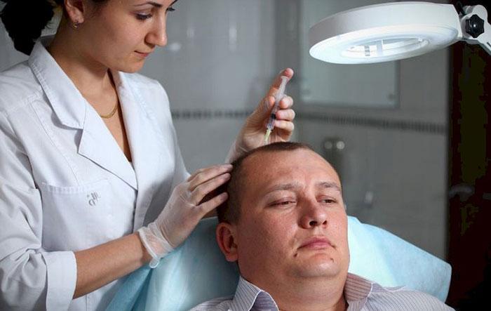 Восстановление волос после курения в клинике