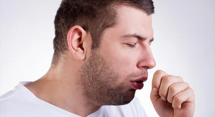 В медицине Терпинкод назначают при заболевании верхних дыхательных путей