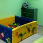 Детская комната в Медицинском Центре им. Г.Н. Сперанского (Красноярск)
