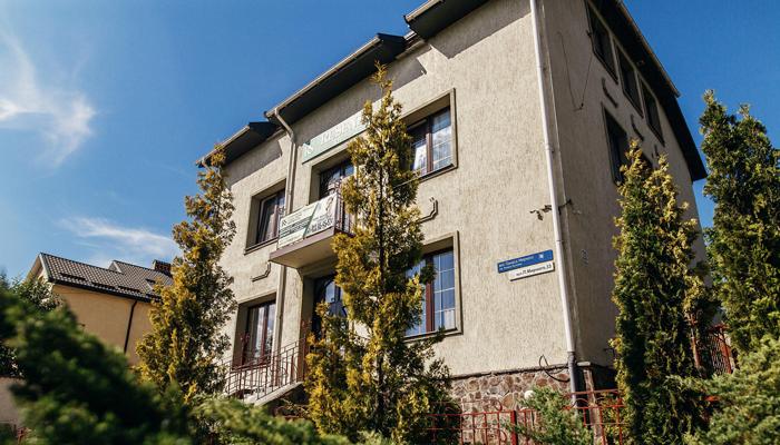 Здание наркологической клиники «Ресенс» (Львов)