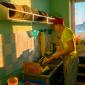 Кухня в реабилитационном центре «Развитие» (Тюмень)