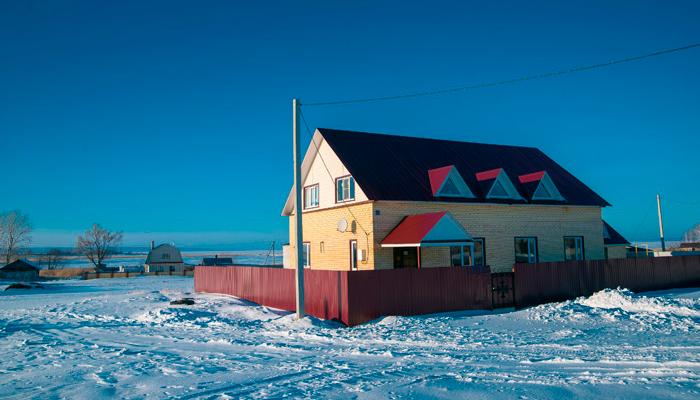 Здание реабилитационного центра «Развитие» (Тюмень)