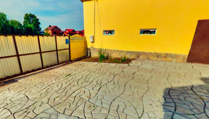Двор реабилитационного центра «Инсайт» (Тула)
