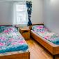 Спальня в реабилитационном центре для наркозависимых «Просветление» (Тула)