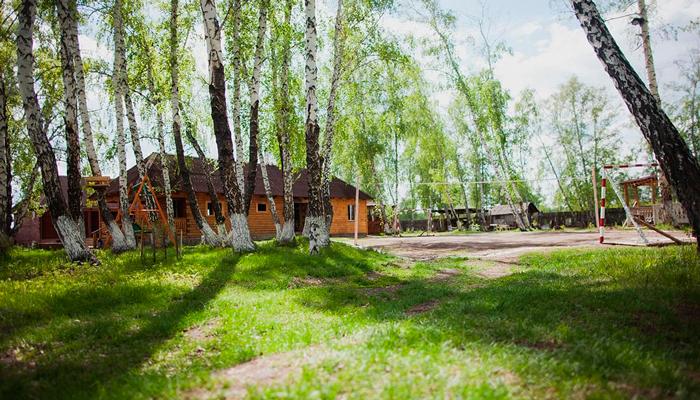 Территория реабилитационного центра «Горизонт» (Магнитогорск)