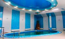 Бассейн в реабилитационном центре МАА (Киев)