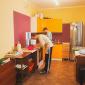 Кухня в реабилитационном центре «Пульс» (Казань)