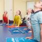 Спортивные занятия постояльцев в реабилитационном центре «Метод» (Тула)
