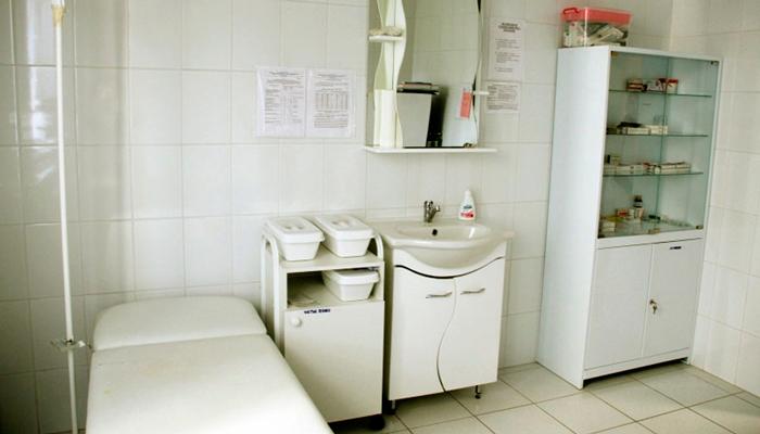 Манипуляционная в реабилитационном центре «Мечта» (Кемерово)