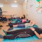 Спортивные занятия постояльцев в реабилитационном центре «Инсайт» (Магнитогорск)