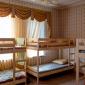 Спальня в реабилитационном центре «Решение» (Курск)