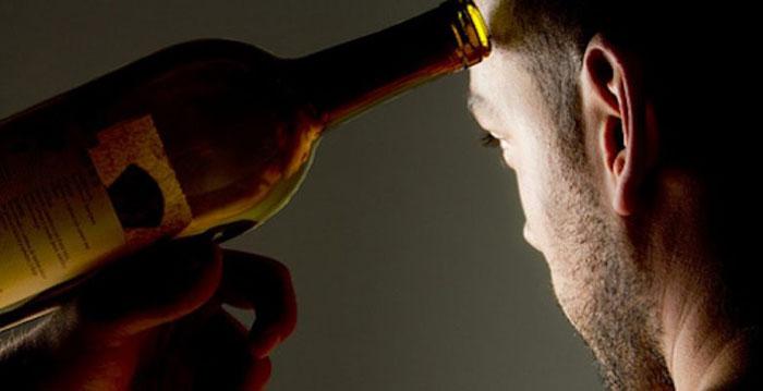 Алкоголь - это яд, который убивает ваш организм