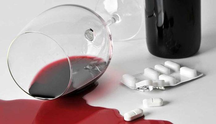 Тетурам способствует выработке стойкого отвращения к алкоголю