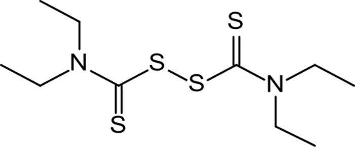 Дисульфирам - действующее вещество препарата Антабус