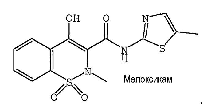 Мелоксикам - действующее вещество Артрозана