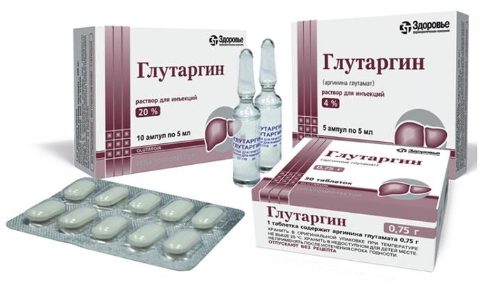 Глутаргин способен влиять на уровень гормонов