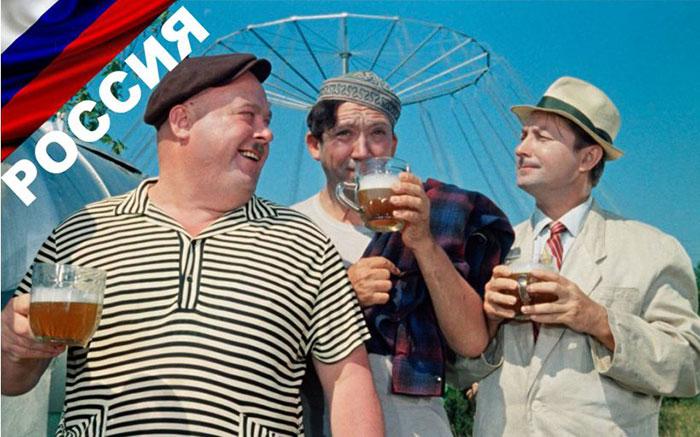 В России на одного взрослого человека потребляется 15,1 л. алкоголя в год