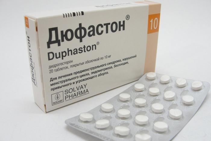 Дюфастон является искусственно синтезированным прогестероном