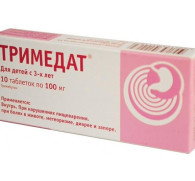 Тримедат и алкоголь: совместимость лекарственного препарата и спиртного