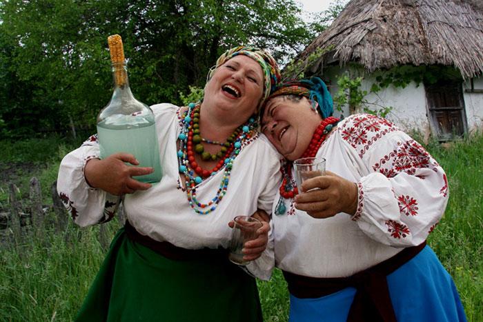 За прошедший год украинцы употребили 17, 4 литра алкоголя на человека