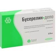 Бусерелин-депо и алкоголь: совместимость гормонального препарата и спиртного