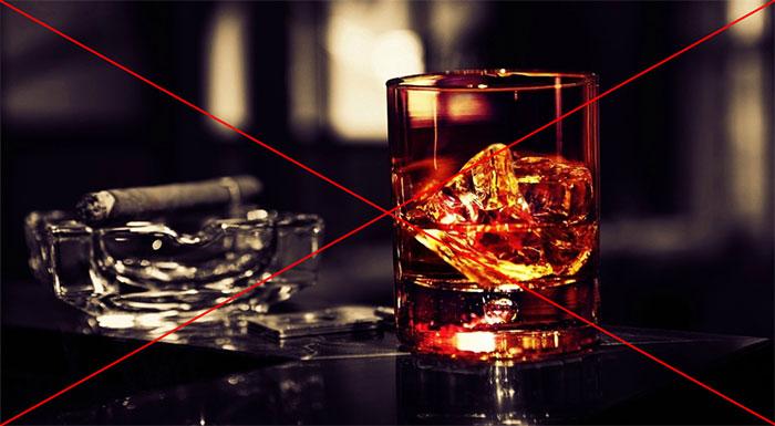 Врачи не рекомендуют совмещать прием Бифиформа и алкоголя