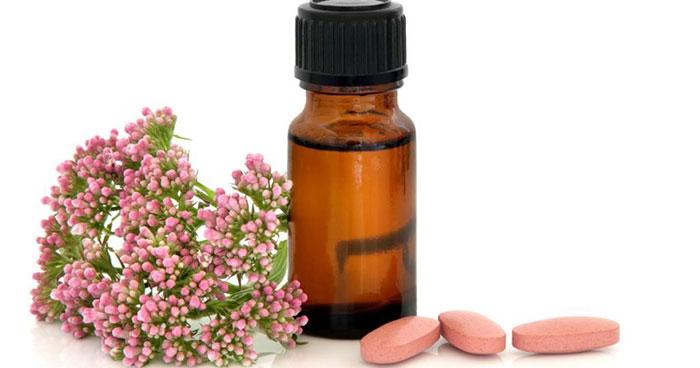 Основу препарата составляет натуральный экстракт растения Валерианы